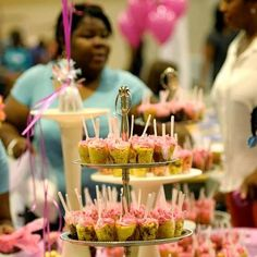Uniquelly You Summit 2012 we/Pastry Divas donated over 1,000 treats...