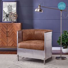 New Pacific Direct Furniture 4 Mins Modern With Retro Inspired Aviator Look