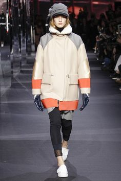 Moncler Gamme Rouge Fall 2014 RTW - Review - Vogue