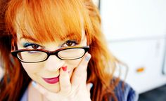 kirsten-vangsness red hair - Google Search