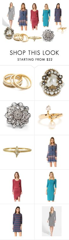 """Here is fashion festival going on...."" by jamuna-kaalla ❤ liked on Polyvore featuring Madewell, Gucci, Oscar de la Renta, Chloé, Elise Dray, Ella Moss, Young, Fabulous & Broke, Black Halo, Chinti and Parker and Diane Von Furstenberg"