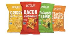 Late July — The Dieline - Branding & Packaging