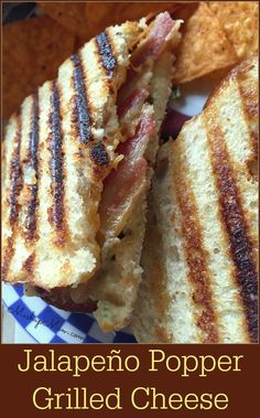 = Grown-up grilled cheese! Try this easy grilled cheese sandwich ...