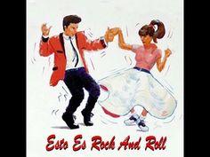 Rock And Roll Mix Para Bailar [Dj Krong] El Original] - YouTube