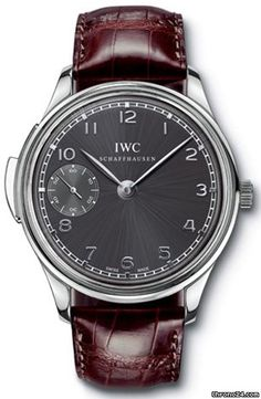 79dd2ba7320 IWC Portuguese Minute Repeater Limited Edition Mens Watch IW524205 Write a  Review  68