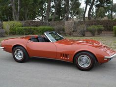 We are a Family of Current and Retired GM Employees. Passionate for Corvette, Camaro, Trans Am, and All the GM Greats! I Praise God for His Grace. Chevrolet Corvette, 1969 Corvette, Corvette Summer, Chevy, Convertible, Classic Corvette, Gm Car, Classy Cars, Cars