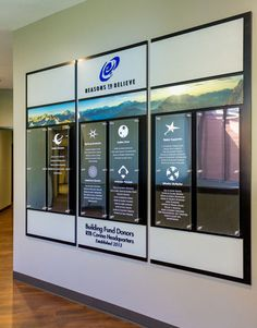 RecognitionArt is the premier provider of donor displays, recognition walls, plaques, signs & more. Start your FREE DESIGN today! Glass Signage, Donor Wall, Corian, Plexus Products, Free Design, Fundraising, Locker Storage, Brick, Mosaic