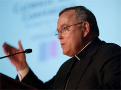 Archbishop Chaput describes external, internal threats to religious liberty