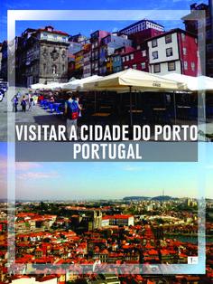 """#porto #portugal Conhecida como """"Cidade Invicta"""", a cidade do Porto é actualmente um dos destinos mais desejados na Europa! Este facto deve-se a várias razões: Centro Histórico Património Mundial (UNESCO), património arquitectónico, oferta gastronómica, museus, alojamento de qualidade, cruzeiros no Douro, vida cultural e muitos mais aspectos que podíamos assinalar Eurotrip, Budget Travel, Travel Tips, Luxury Escapes, Best Travel Guides, San Francisco, Times Square, To Go, Mansions"""