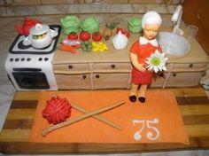torta pre starú mamu k 75. narodeninám