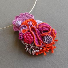 Freeform crochet at its best! Check out her blog (link on Flickr), and from there, her store. Truly amazing crochet!