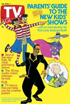Parents' Guide to the New Kids' Shows Kids Tv, New Kids, Kids Shows, Tv Shows, Cartoons Magazine, Radio Advertising, Top Audio, My Generation, Tv Guide