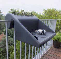 Die 16 Besten Bilder Von Balkonzept Balcony Shelf
