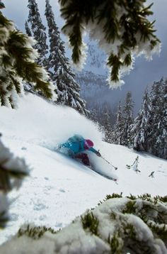 #Skiing #ski This Pin re-pinned by www.avacationrental4me.com