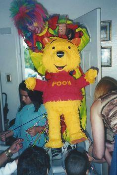 Winny the Pooh Piñata.