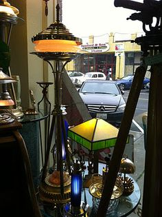 Seattle Space Needle lamp from Broadway's Best Antiques in Tacoma ...