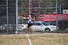 MU18 Discus Final Results 2013 National Youth Track and Field Championships