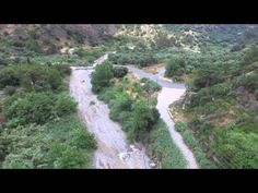 My alltime favorite hike. DJI Inspire nearby flight over Sarakina Gorge (also Myrtos Canyon), C. Crete, Beautiful Places, Hiking, Country Roads, Amazing, Nature, Inspire, Outdoor, Inspiration