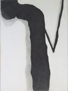 Georgia O'Keeffe. Drawing X. (1959)