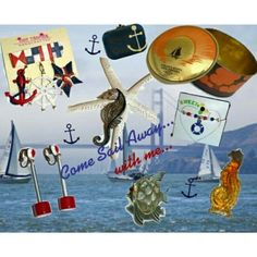 Come SAIL AWAY...with me...⛵Vintage NAUTICAL themed Gifts...Storewide SALE! Use Coupon code THANKS @ checkout for EXTRA 15% Off...for a total of up to 30% SAVINGS...⛵🐳🐟🐬🐠⛵ #nautical #nauticaljewelry #sailorgirl #sailorjewelry #anchorjewelry #sailor