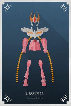 Saint Seiya Phoenix Cloth