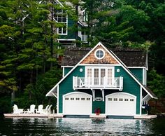 Cottage with a matching Boat House =0)