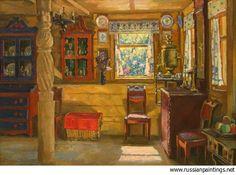 Finogenova Mlada - 'Sun in House'
