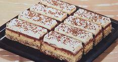 Ajánld ismerőseidnek! ... Hungarian Desserts, Hungarian Recipes, Hungarian Food, Tiramisu, Banana Bread, Sweet Tooth, French Toast, Sweets, Deserts