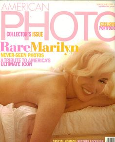 *m. marilyn PHOTO - photo cover