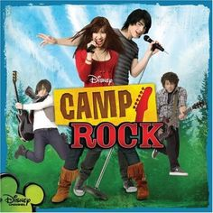 Camp Rock Soundtrack album (Featuring Demi Lovato and the Jonas Brothers) Camp Rock, Disney Channel Movies, Disney Movies, Disney Music, Disney Stuff, Demi Lovato, Gotta Find You, Meaghan Martin, Disney Shows