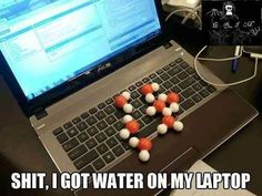 Seriously, never gets old. | 36 Things That Prove Scientists Have Too Much Time On Their Hands