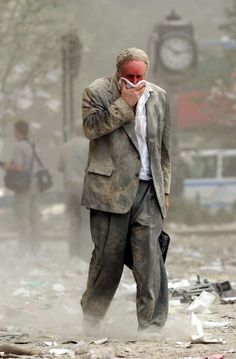 9-11-2001 New York City, NY, USA. September 11, 2001 #NeverForget <3