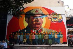 L'artiste Ever VS Mao Tsé Toung