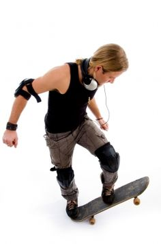 """Ollie was invented by Alan """"Ollie"""" Gelfand in 1978. Know more #skateboarding #tricks here -"""