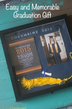 A thoughtful and easy graduation gift idea that will be cherished for years to come. Find a favorite Tiny Prints graduation announcement.