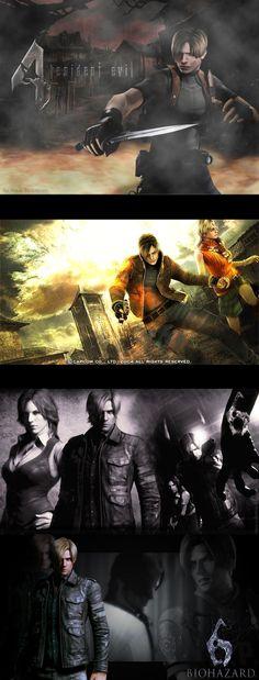 #ResidentEvil Saga  Para más información sobre videojuegos síguenos en Twitter: https://twitter.com/TS_Videojuegos y en www.todosobrevideojuegos.com