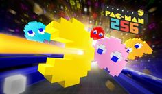 Pac-Man 256 Listed for PS4 Xbox One PC Release