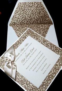 Los últimos diseños en invitaciones de boda hechas a mano. Impresiona a tus invitados con una invitación de lujo (mínimo 100 invitaciones - BYWCC)