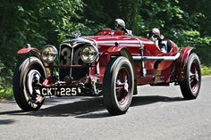 1936 Riley 12/4 - 12/4 Racing Sports | Classic Driver Market