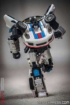 Autobot Jazz Transformers Masterpiece, Transformers Action Figures, Transformers Optimus Prime, Gi Joe, Gundam, Retro Toys, 1980s Toys, Cool Toys, Porsche