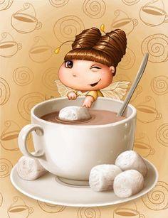 el duende del café con leche :-)