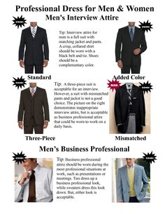 Interesting tips for men's outfit...