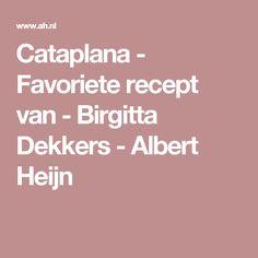 Cataplana - Favoriete recept van - Birgitta Dekkers - Albert Heijn