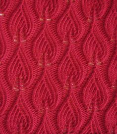 Candle Flames Cloth Free Knit Afghan Square roundup on Moogly!