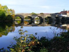 A Postcard from Builth Wells
