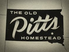 Pitts Homestead by Andy Pitts