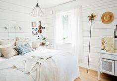 Luminosa y cálida decoración   Estilo Escandinavo