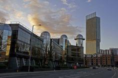 Glass Office Building, Medlock Street, Manchester