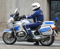 Polizei Deutschland - Policía Alemania - Police Germany