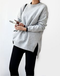 Korean Sweater Style